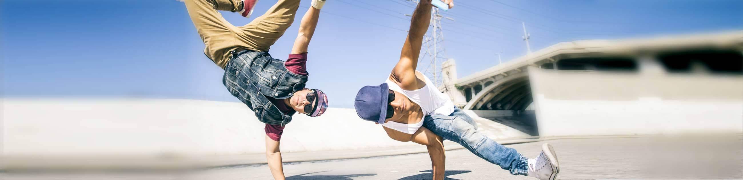 Breakdance Tanzen lernen in Kiel - Tanzschule K-System