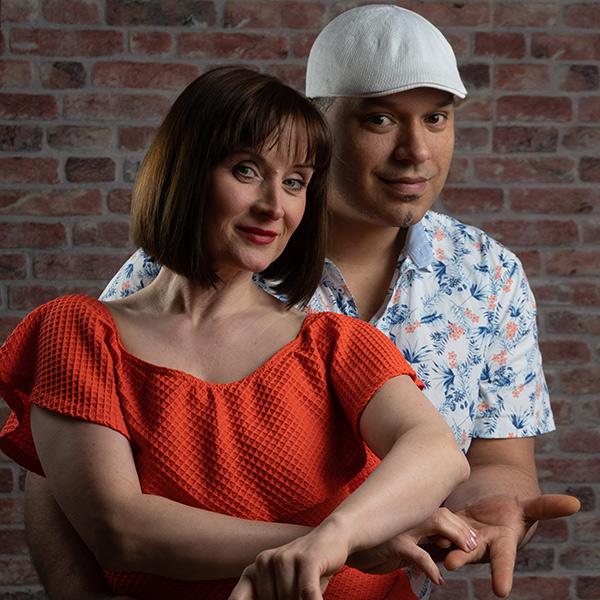 Natalia und Claudio